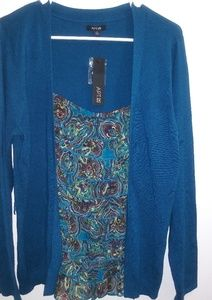 NWT** apartment number 9 lightweight sweater